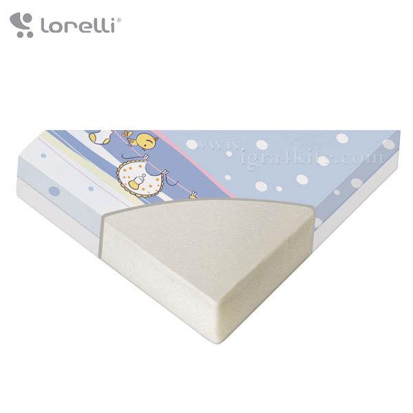 Lorelli - Детски матрак CLASSIC Пяна 62/110/6 см