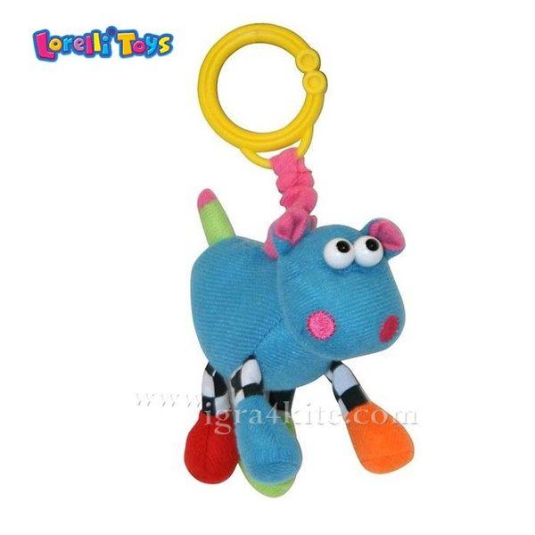 Lorelli Детска играчка трептящо Хипопотамче 1019074