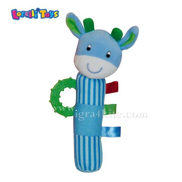 Lorelli - Дрънкалка с гризалка Жираф 10190891303