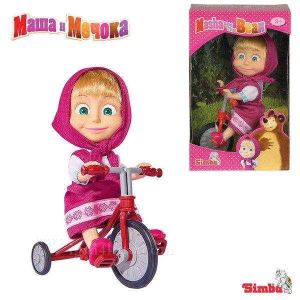 Simba Маша и Мечока - Кукла МАША с триколка 109302059