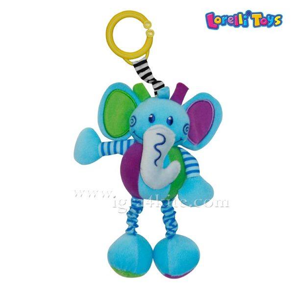 Lorelli Трептяща играчка  СКОКЛЬО - Слонче 10191061302