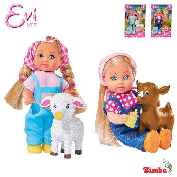 Simba - Кукла Еви във фермата 105737108