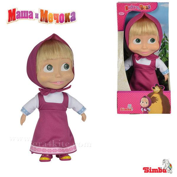 Simba Маша и Мечока - Мека кукла МАША 23 см 109306372