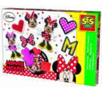 SES Creative Beedz - Disney Мозайка с мъниста Мини Маус 14738
