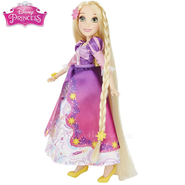 Disney Princess - Кукла Рапунцел с модни тоалети b5312