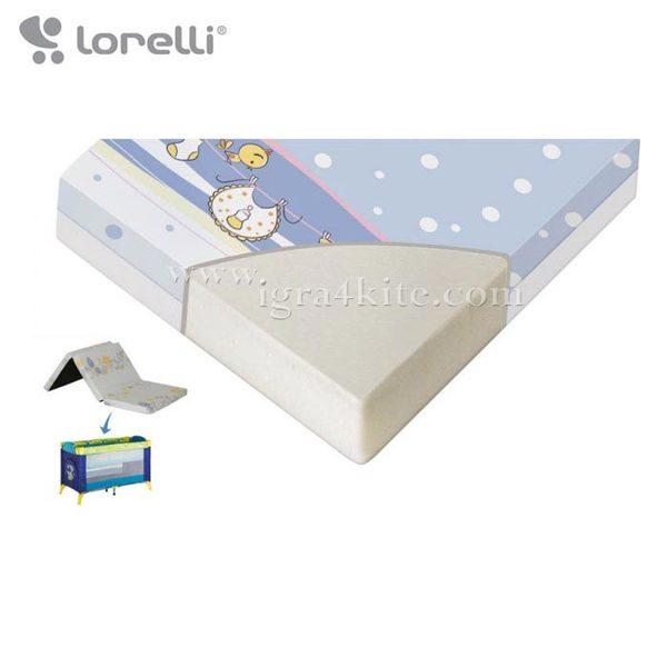 Lorelli - Сгъваем матрак CLASSIC 60/120/5см