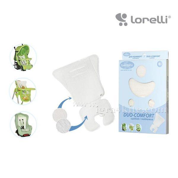 Lorelli - Подложка за столче за кола, количка и стол за хранене Duo comfort 2004015