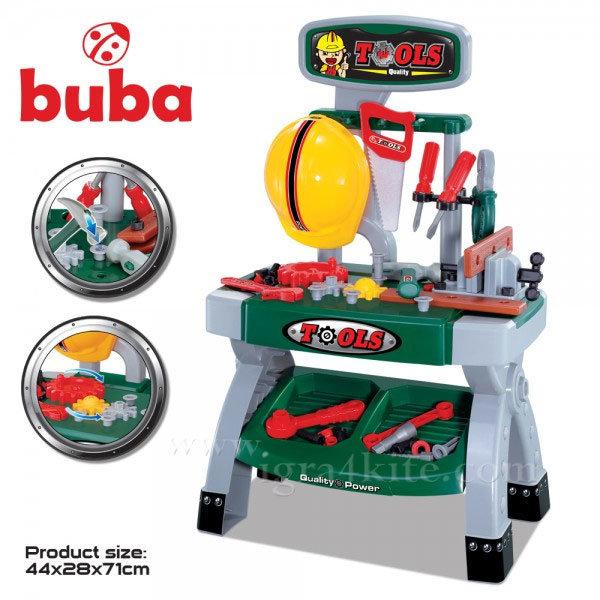 Buba - Детски център с инструменти Tools 008-81