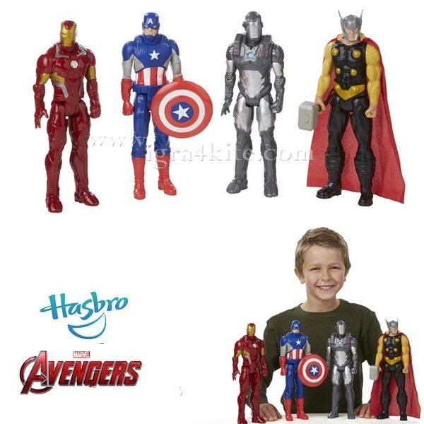 Marvel Avengers - Titan Hero Супер герои 30см B6660