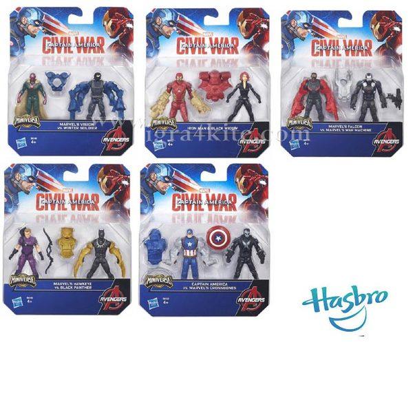 Hasbro - Екшън фигури Civil War B5768