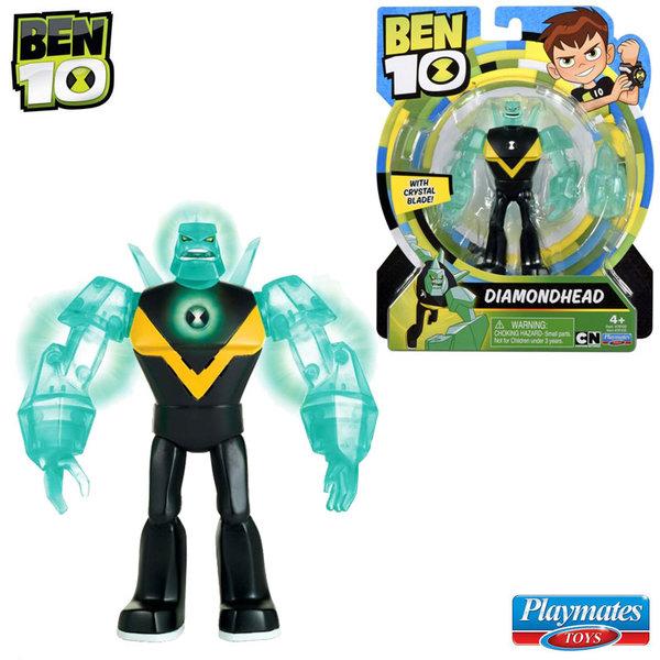 Ben 10 - Екшън фигура Бен Тен Diamondhead 76100