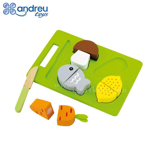 Andreu Toys - Дървени продукти за рязане 16403