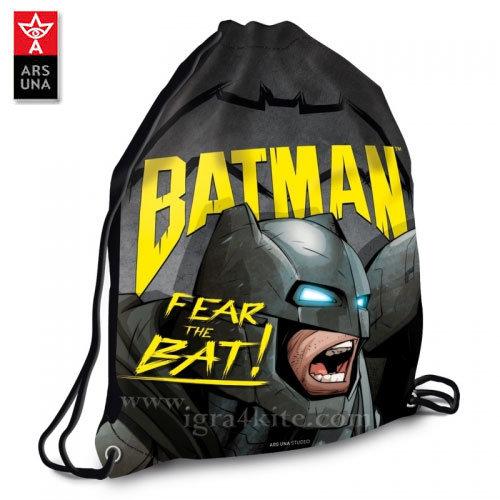 Ars Una Batman - Спортна торба Батман АрсУна 93567671