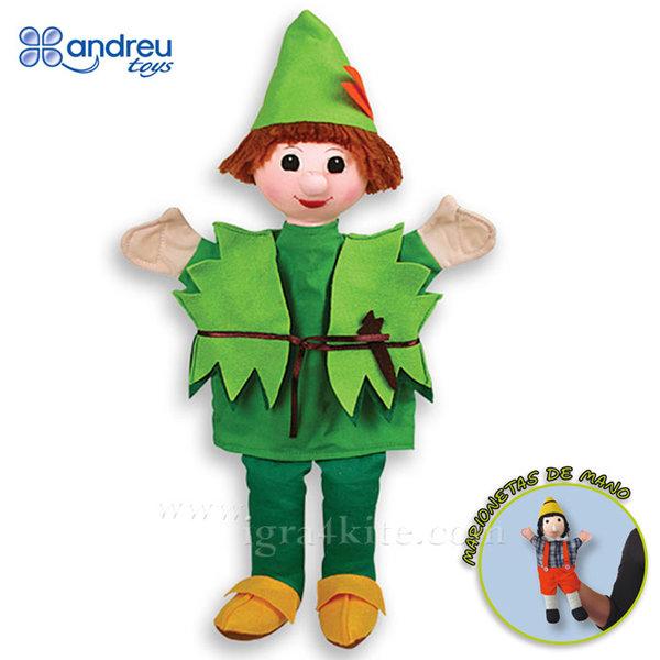 Andreu Toys - Кукла за куклен театър Питър Пан 16371