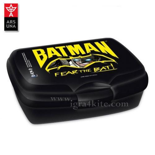 Ars Una Batman - Кутия за закуски Батман АрсУна 92547674
