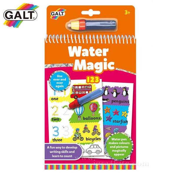 GALT - Рисувай с вода Цифри 1105449