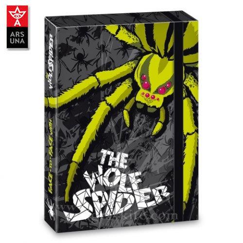 Ars Una - The Wolf Spider Папка кутия с ластик А4 90857607