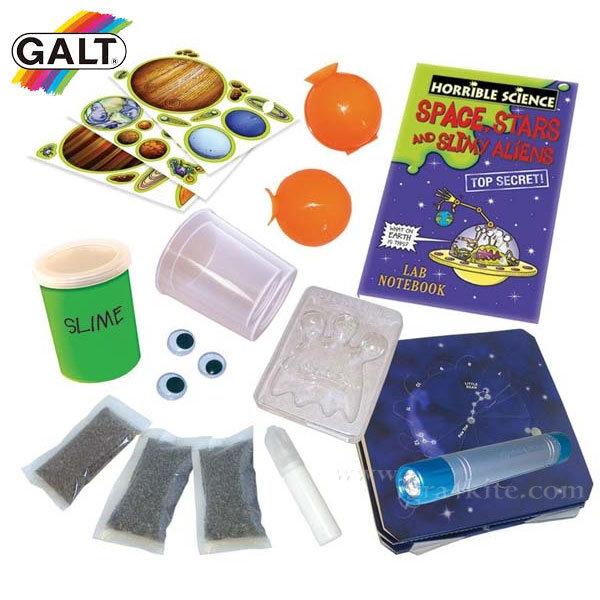 GALT - Страховито в науката Космос 21018
