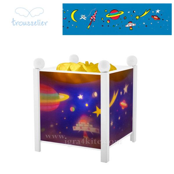 Trousselier - Магическа лампа Космос 4353