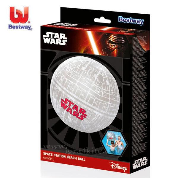 Bestway - Детска надуваема топка Star Wars 91205