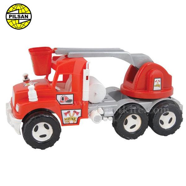 Pilsan - Детска пожарна с кран 55см 06613