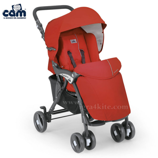 Cam - Лятна бебешка количка PORTOFINO 822/24