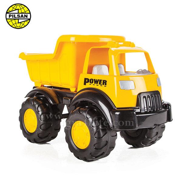 Pilsan - Детски камион с каросерия 49см 06522