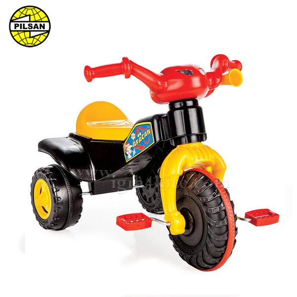 Pilsan - Детско моторче с педали Afacan 07123
