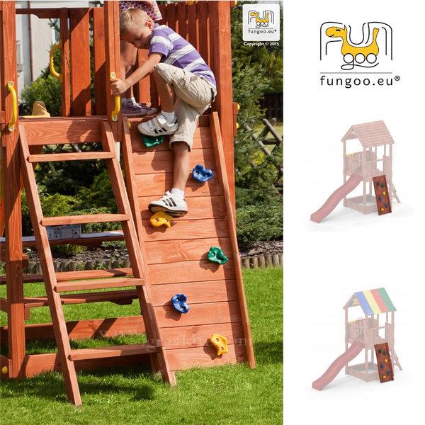 Fungoo - Модул Стена за катерене STEP ON 00260
