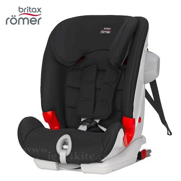 Britax Romer - Столче за кола ADVANSAFIX II SICT Cosmos Black (9-36kg)