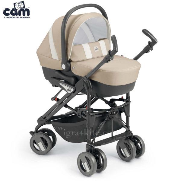 Cam - Комбинирана количка Combi Tris 784015/564