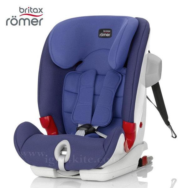 Britax Romer - Столче за кола ADVANSAFIX II SICT Ocean Blue (9-36kg)