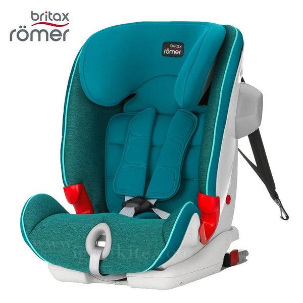 Britax Romer - Столче за кола ADVANSAFIX II SICT Green Marble (9-36kg)