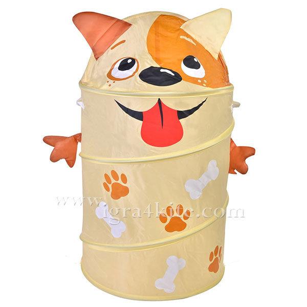 Кош за играчки Кученце 124278