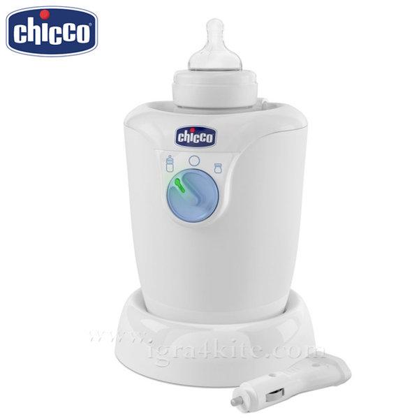 Chicco - Нагревател за шишета с накрайник за кола 7389