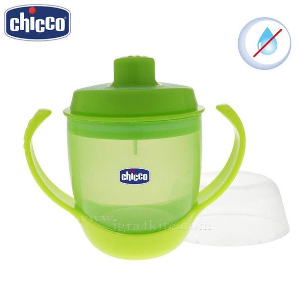 Chicco - Бебешка неразливаща се чаша 180мл. 12+ месеца 6824.5