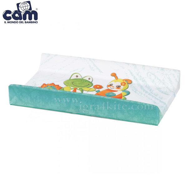 Cam - Подложка за повиване с кукички за поставяне на легло Babyblock V291/220
