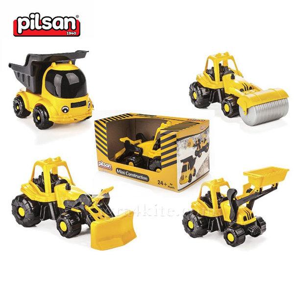 Pilsan - Детско камионче за игра 22см. 06528