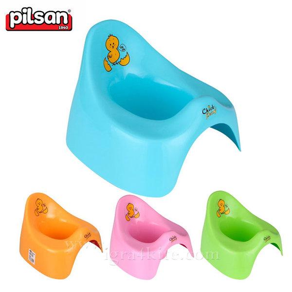 Pilsan - Детско анатомично гърне Chick 07509