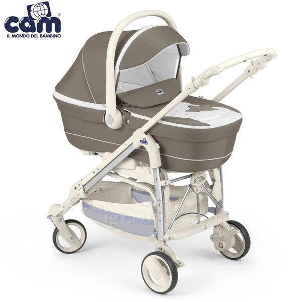 Cam - Модулна количка Minu Teddy 887022/591