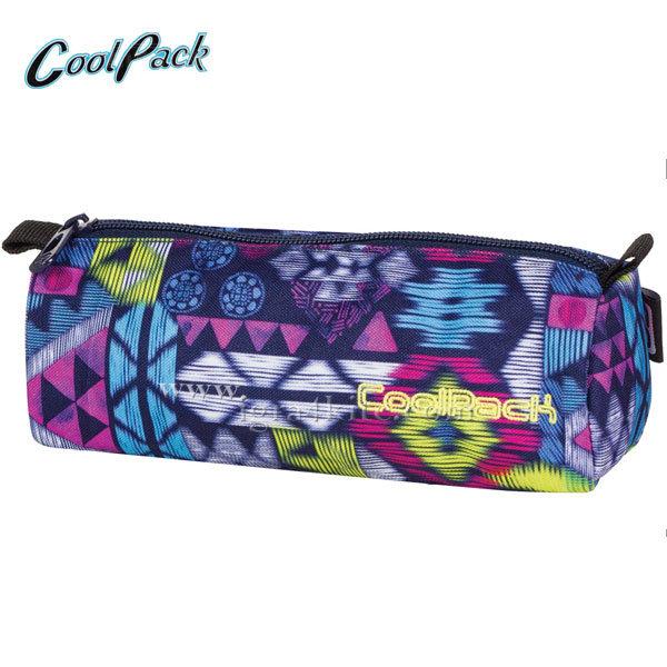 Cool Pack Tube - Ученически несесер Tribal 60639