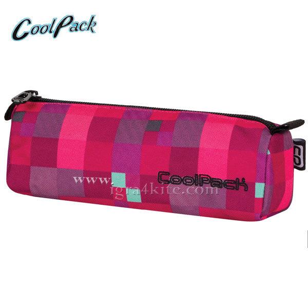 Cool Pack Tube - Ученически несесер Red Berry 60776
