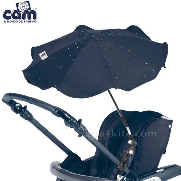 Cam - Чадърче за количка с кристали CRISTALLINO 065/001