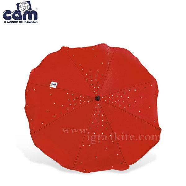 Cam - Чадърче за количка с кристали CRISTALLINO 065/002