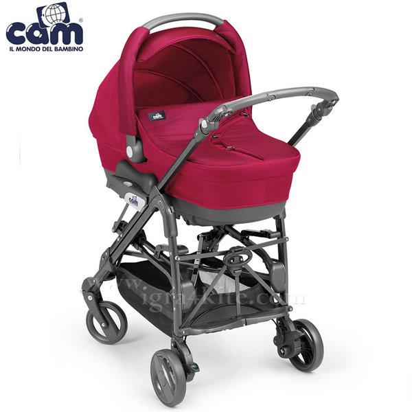 Cam - Комбинирана количка Minu Sport 2013/178
