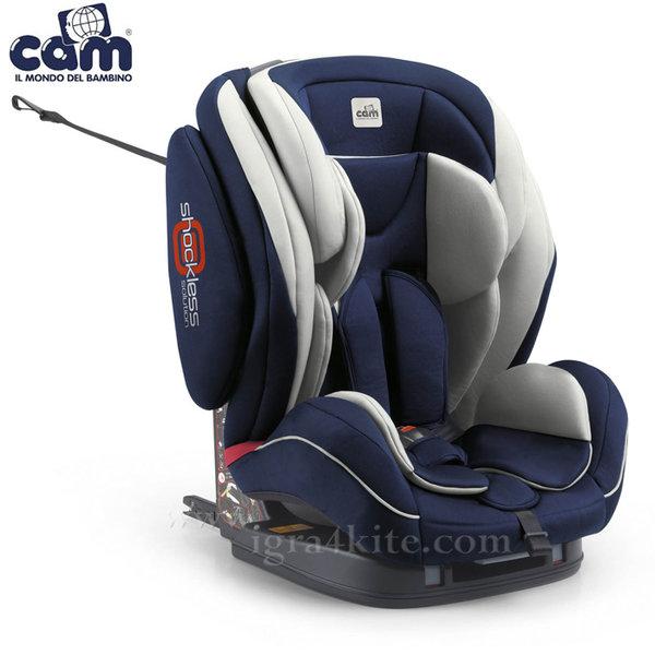 Cam - Столче за кола Regolo Isofix S163/497 (9-36kg)