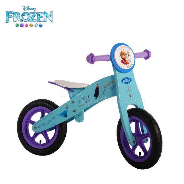Disney Frozen - Дървено колело за баланс Замръзналото кралство 465