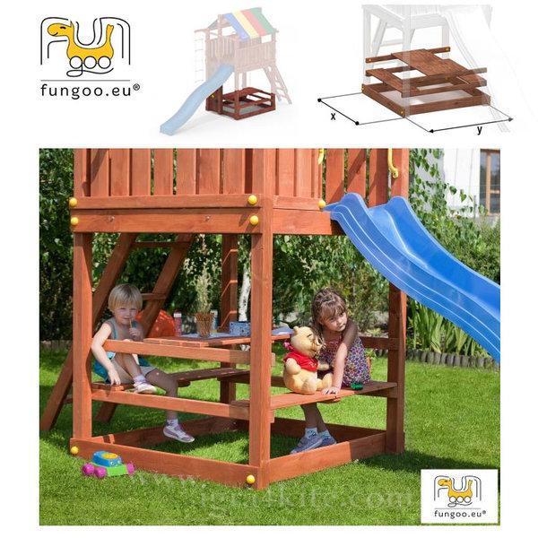 Fungoo - Модул Маса с пейки Free Time за Paradise и Fortress 01315