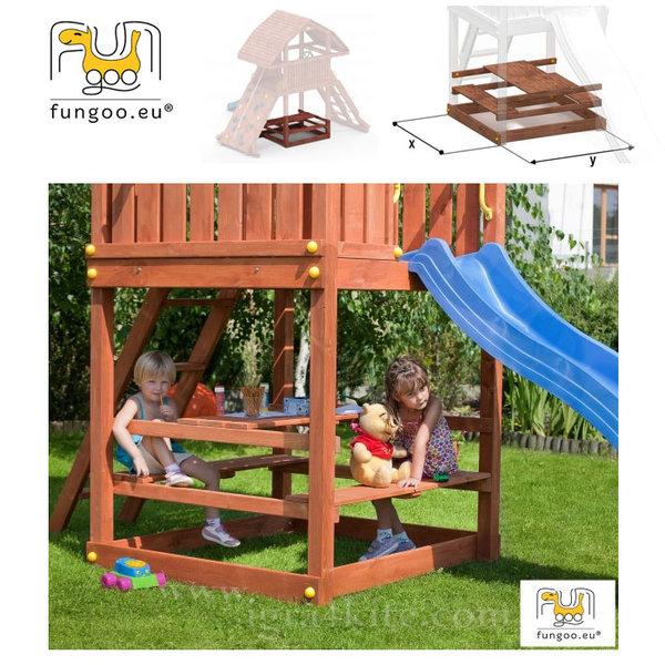 Fungoo - Модул Маса с пейки Free Time за Rocket и Giant 01295