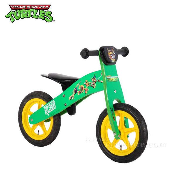 TMNT - Дървено колело за баланс Костенурките нинджа 549